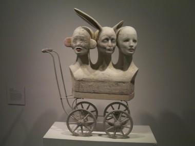 lisa clague sculptures figuratives