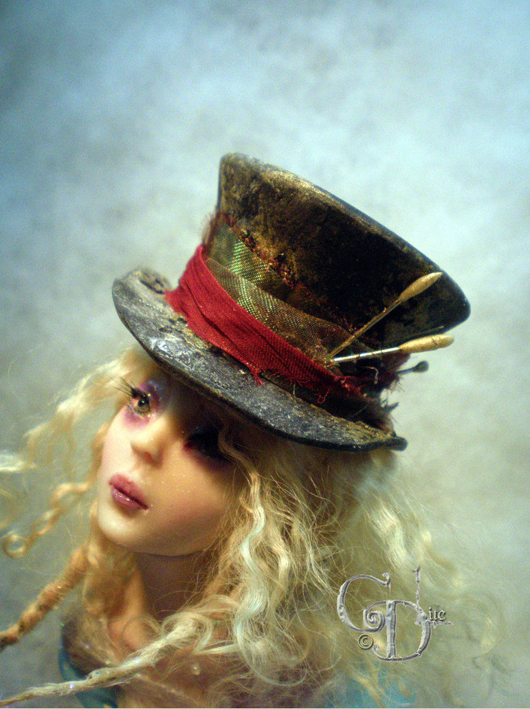 Art dolls -cdlitestudio – Alice