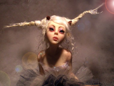Art dolls -cdlitestudio – Ballerina
