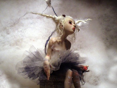 Art dolls -cdlitestudio – Ballerina