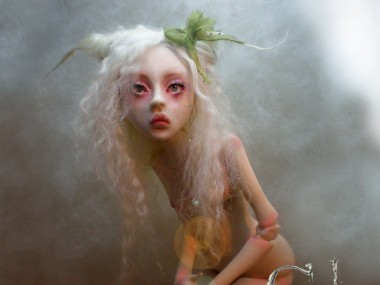 Art dolls – cdlitestudio – creepy doll