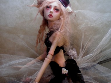 Art dolls – cdlitestudio – steampunk time traveler-BB