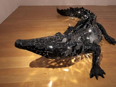 Frank Gehry – Crocodile