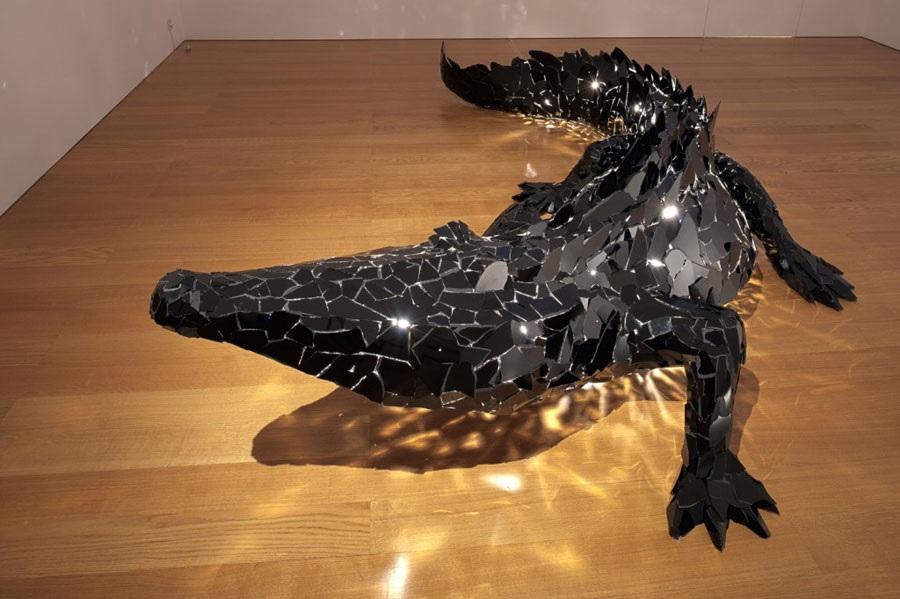 Frank Gehry – Crocodile