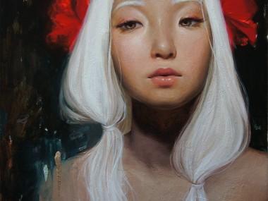 Soey Milk – paintings