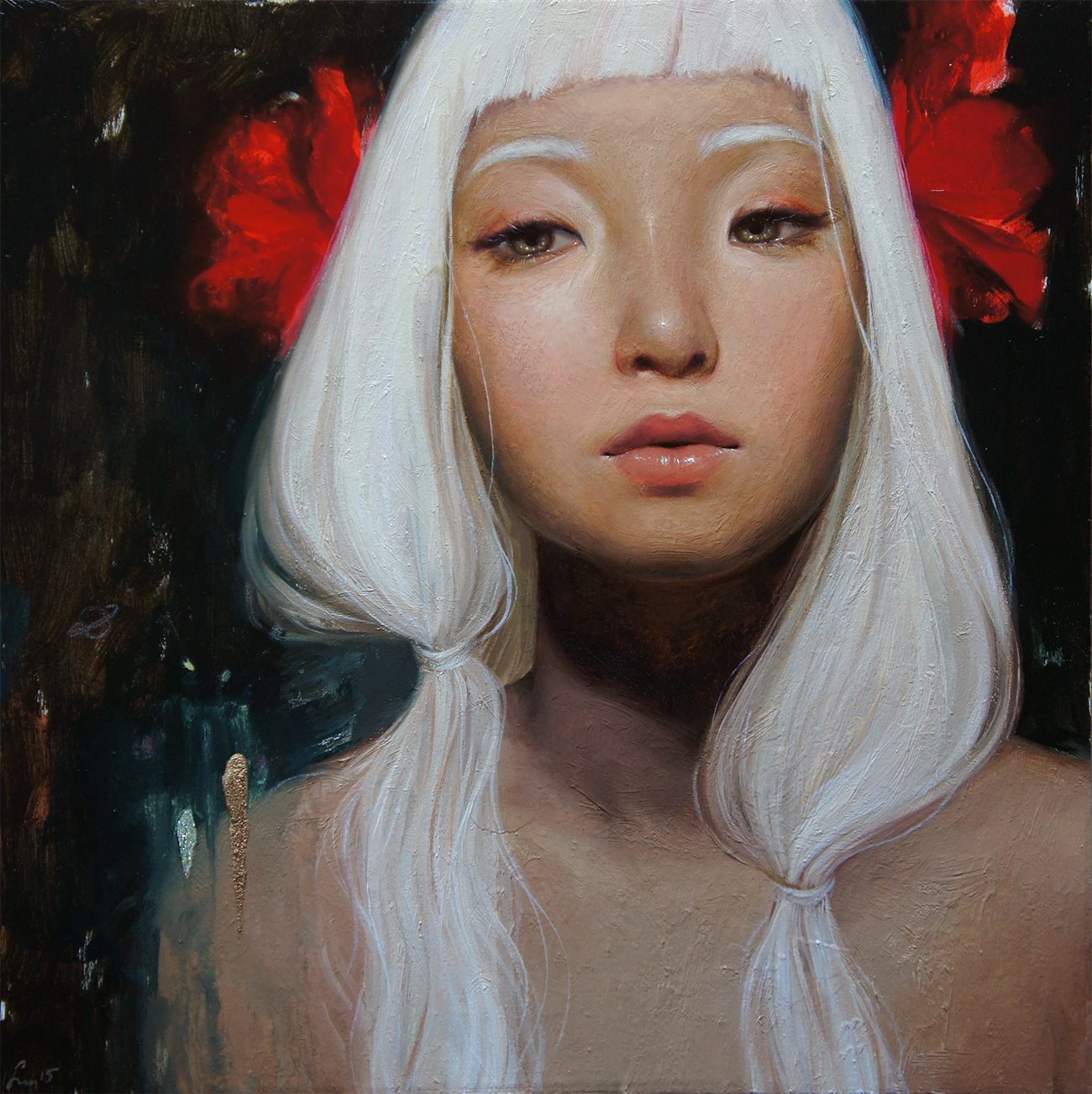 Soey Milk – paintings