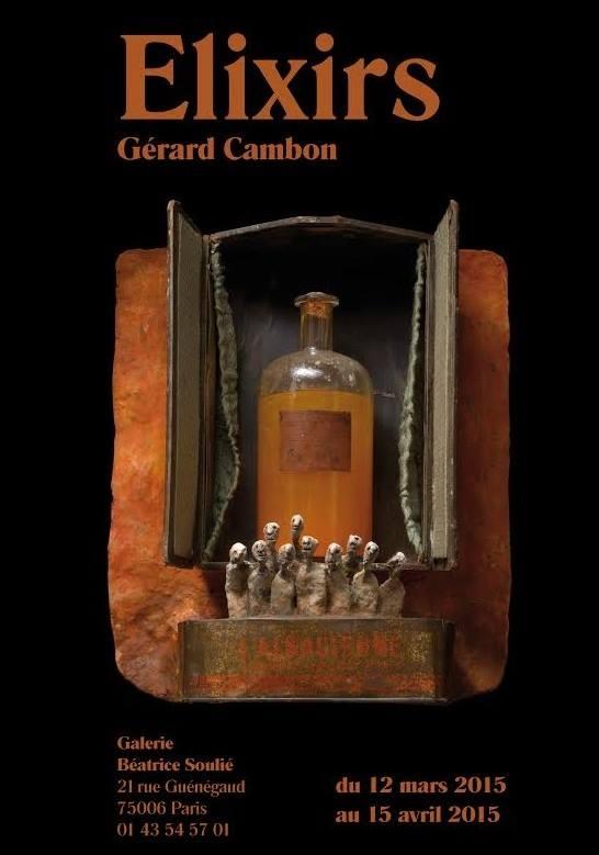 gerard cambon – Sculpture expo 2015