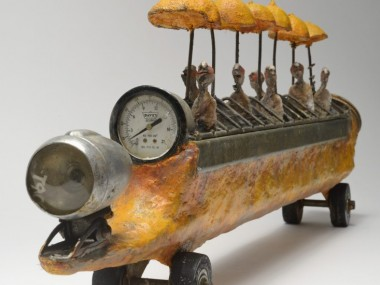 gerard cambon – Sculpture loco-aux-citrons
