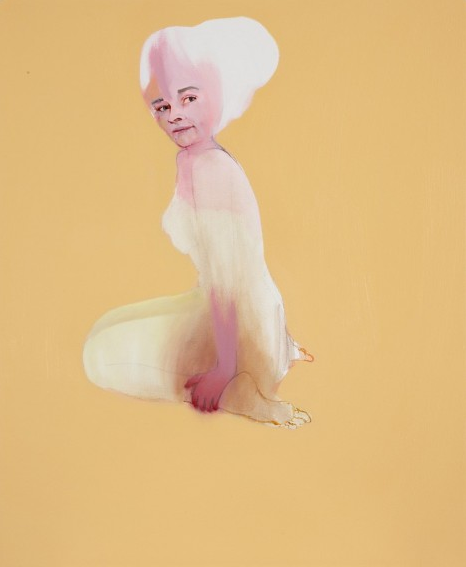 Abbey McCulloch – Fickle, 2012 – Oil on canvas