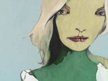 Abbey McCulloch – Painting2