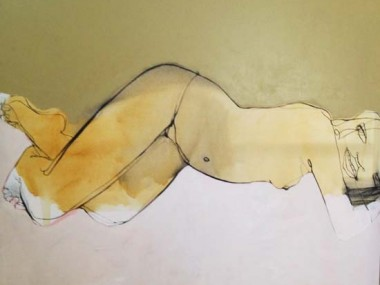 Abbey McCulloch – Painting5