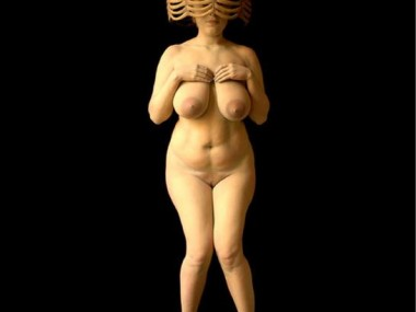 Judy Fox – Venus sculpture