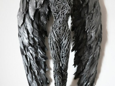 Richard Stainthorp – Wire Sculpture angel