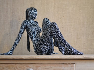 Richard Stainthorp – Wire Sculpture nude