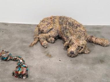 Will Kurtz – sculpture dog