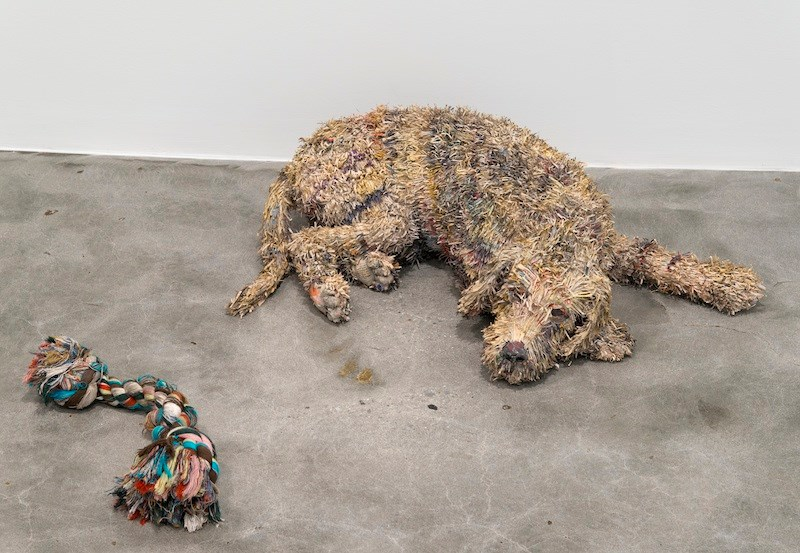 Will Kurtz – sculpture dog