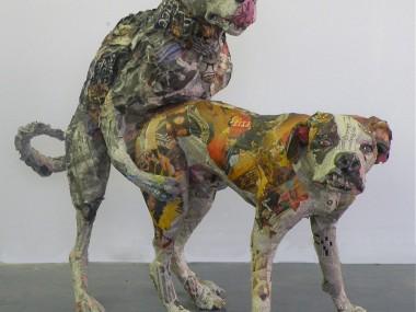 Will Kurtz – sculpture dogs