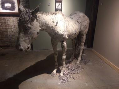 Will Kurtz – sculpture horse