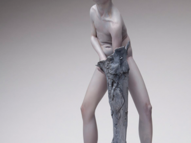 jesse thompson – DRESS-UP (Longarms) – Sculpture