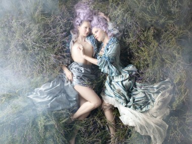Alexia Sinclair – FIELDS OF LAVENDER photography