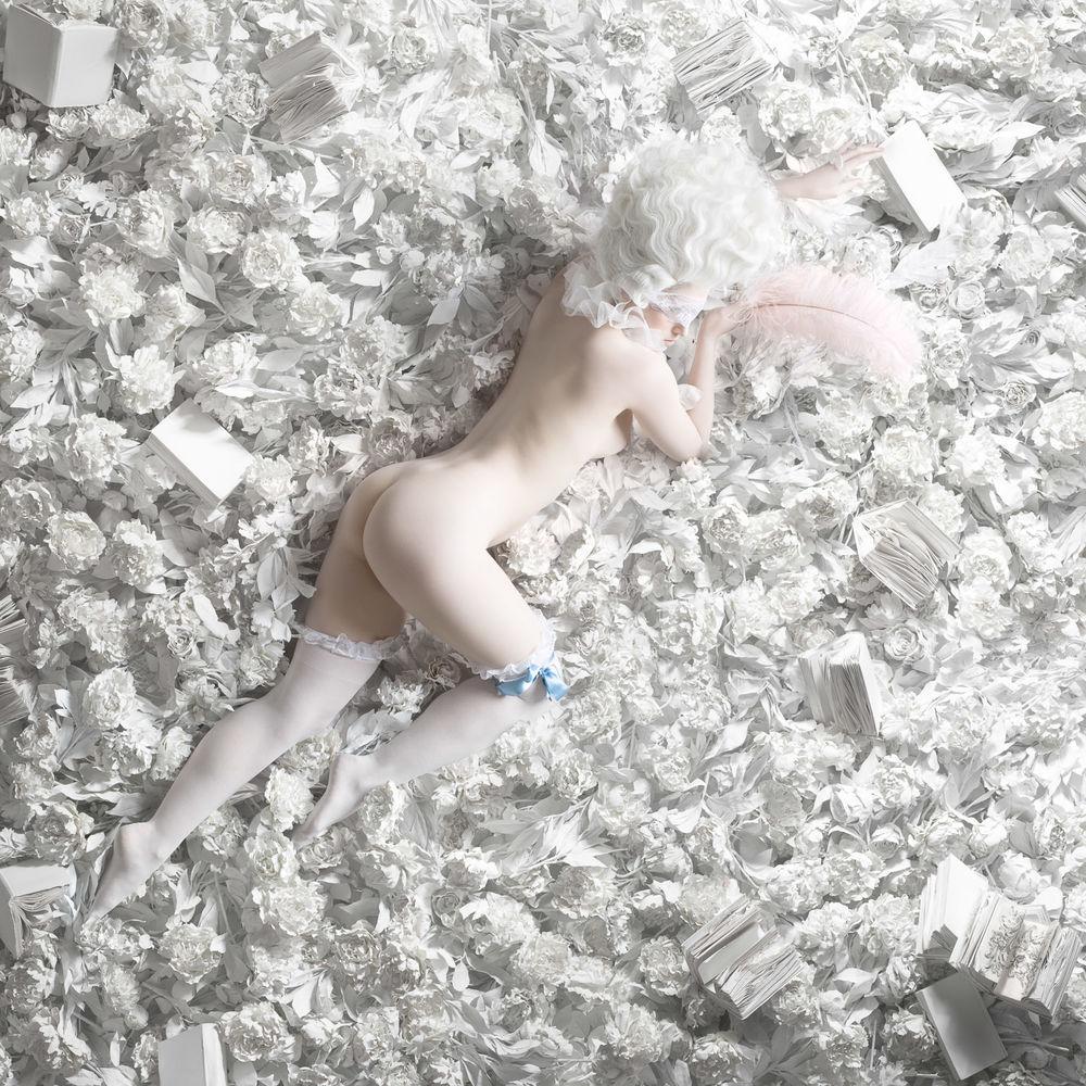 Alexia Sinclair - PORCELAIN PETALS, 2015
