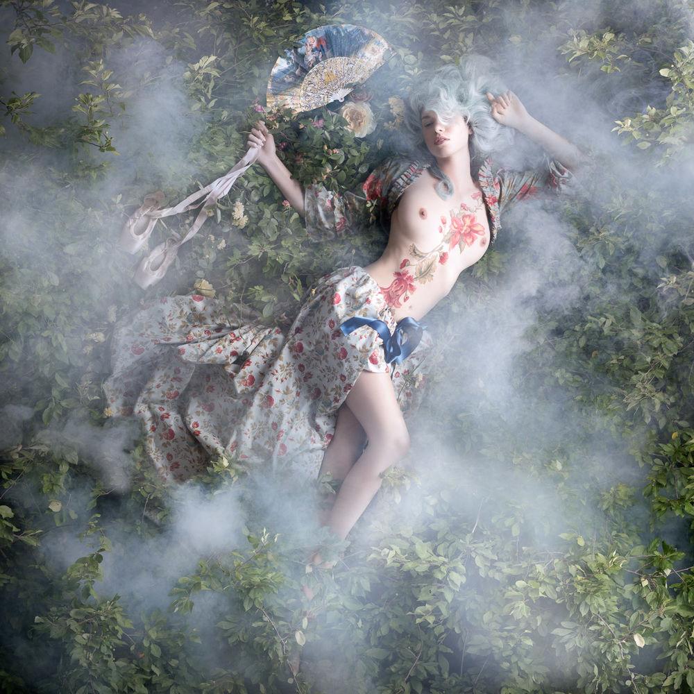 Alexia Sinclair – THE LABYRINTH