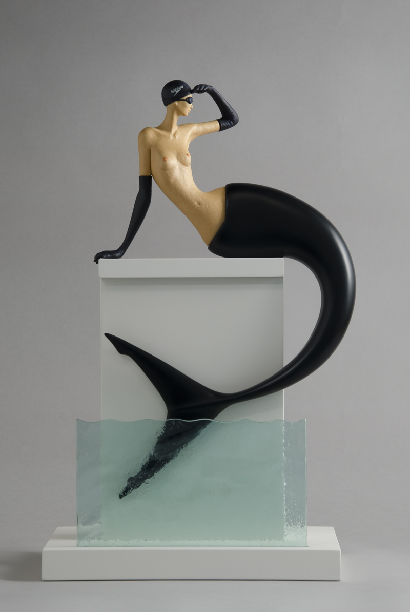 John Morris – Sculptures – High Tide