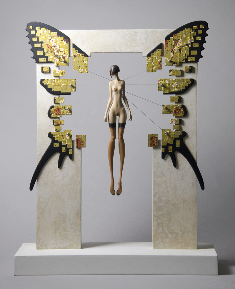 John Morris – Sculptures – High Wire