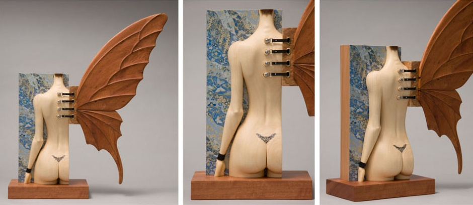 John Morris – Sculptures – Metamorphosis