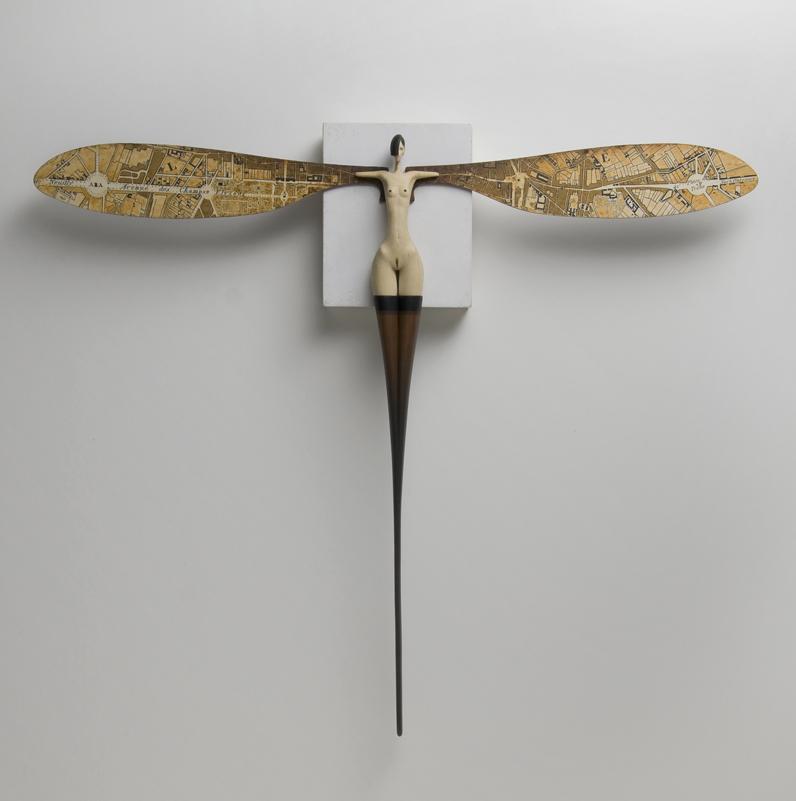 John Morris – Sculptures – Metromorphosis