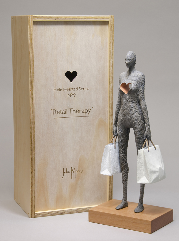 John Morris – Sculptures – Retail Therapy