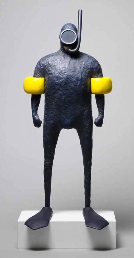 John Morris – Sculptures – The Deep End