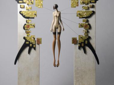 John Morris – Sculptures – High Wire