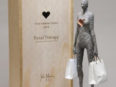 John Morris – Sculptures – Retail Therapy