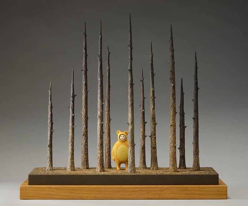 John Morris – sculptures Autralia