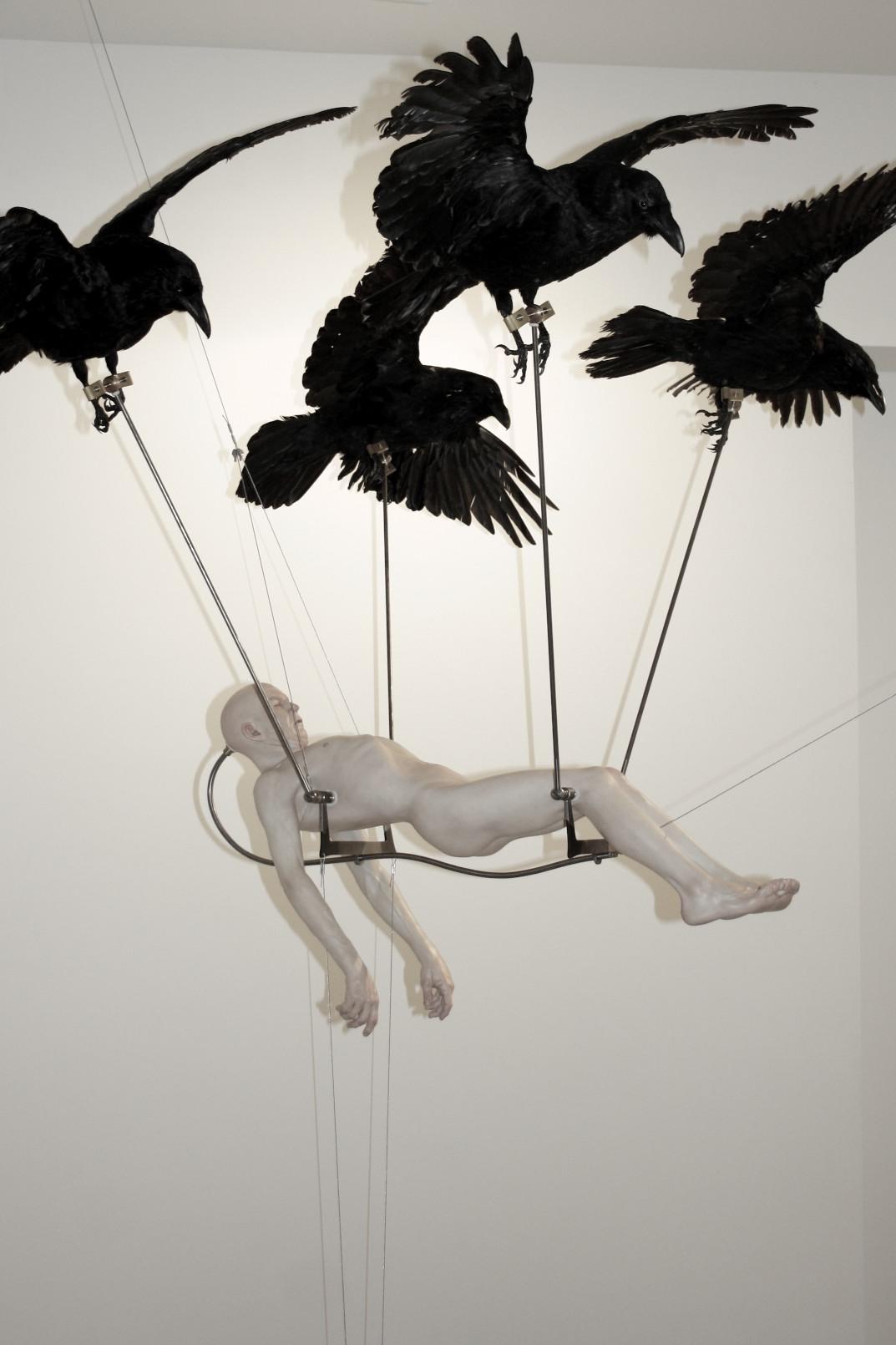 Leaving Gravity – Christian-Pontus Andersson