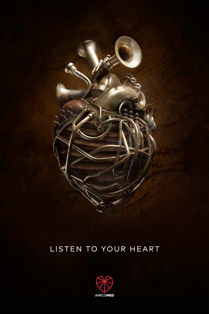 Listen to your heart - Advertising