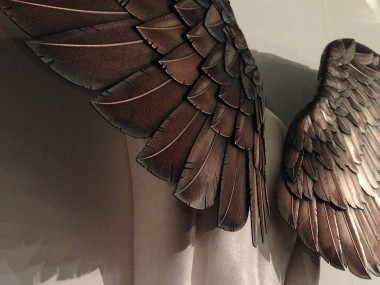 3D Print show – Icarus had a sister feathers