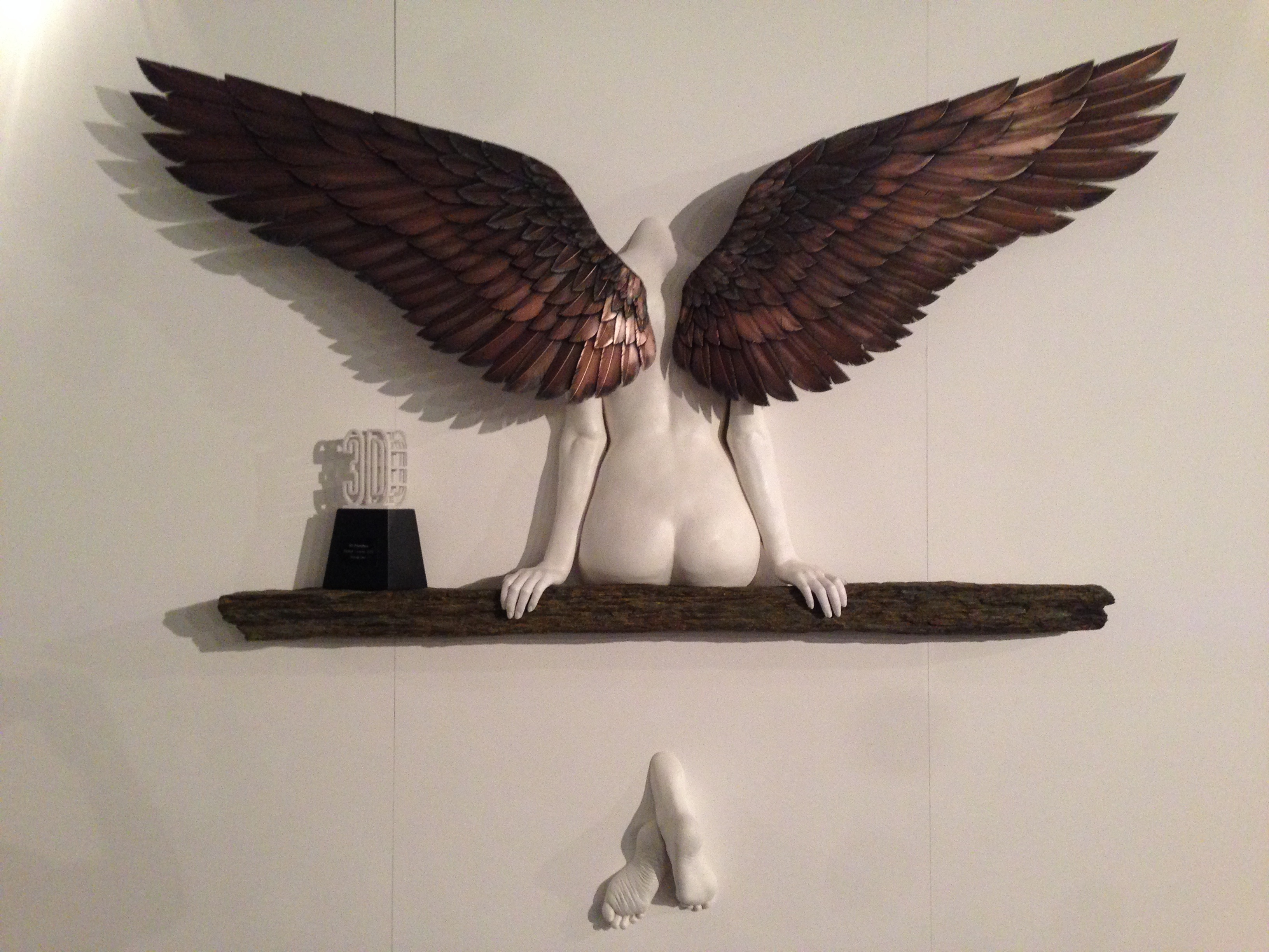 hybrid 3D Print show – Icarus had a sister