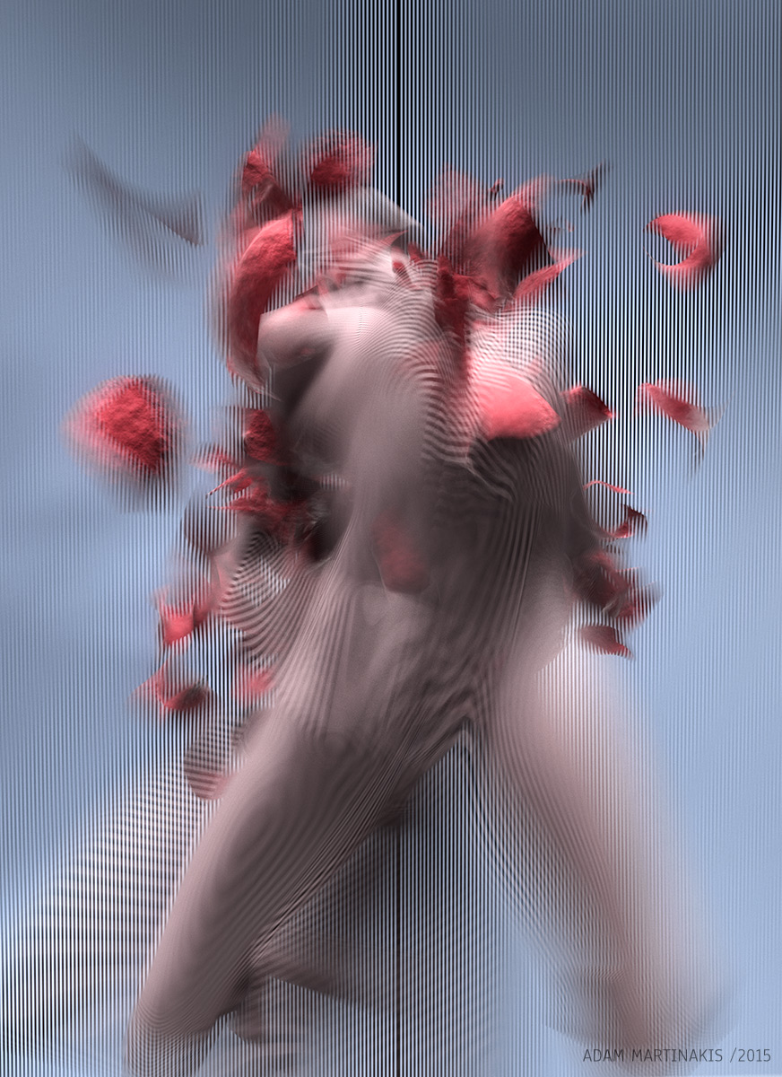 Adam Martinakis – Digital art – Ephemeral