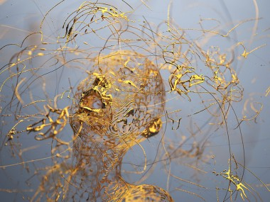 Adam Martinakis – Digital art – Golden_Boy