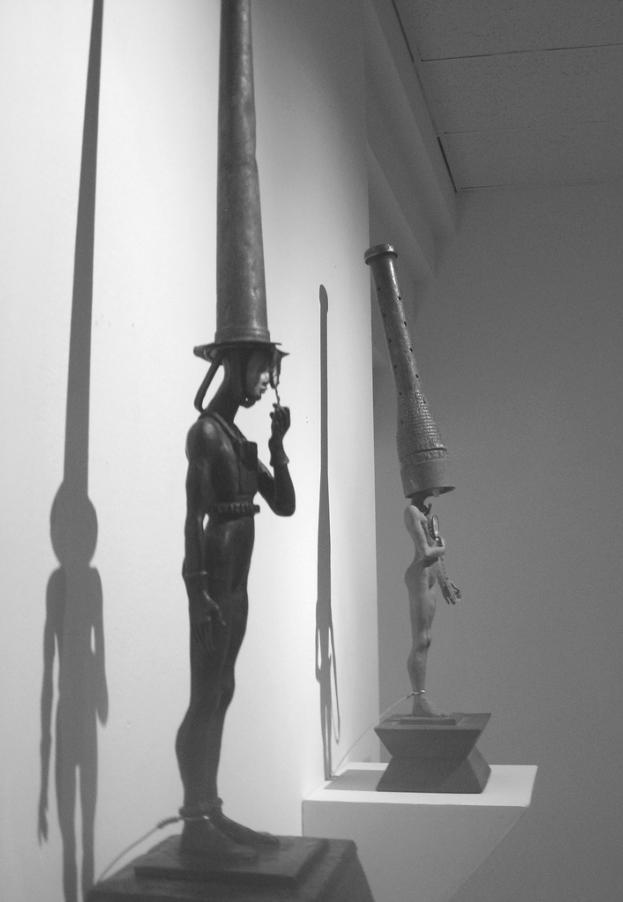 Cecilia Z. Miguez – Sculptures