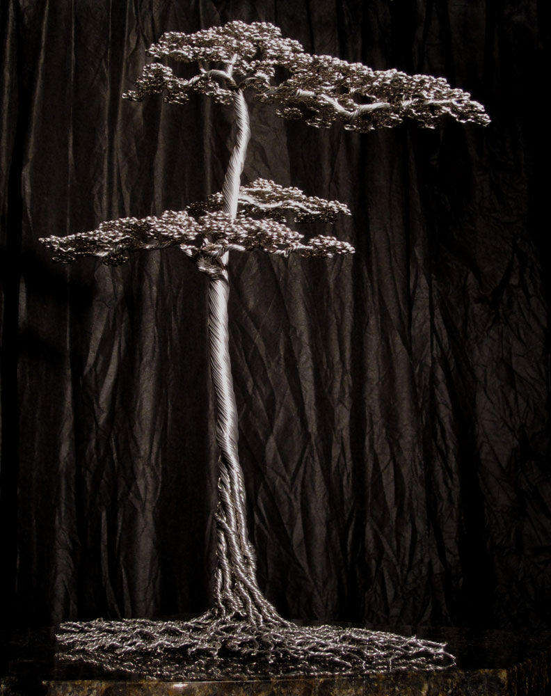 KaiTree – Tree metal sculptures