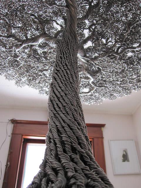 KaiTree - Tree metal sculptures