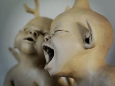 Ronit Baranga – sculptures