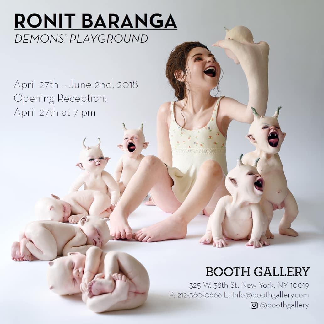 Ronit Baranga Expo 2018 NY