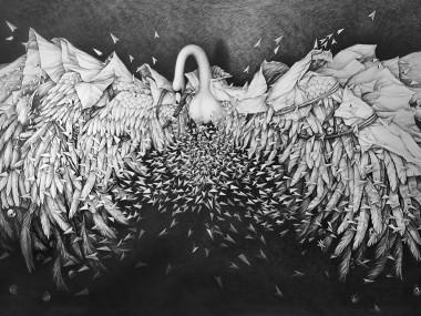 Alice Lin – faramita – painting