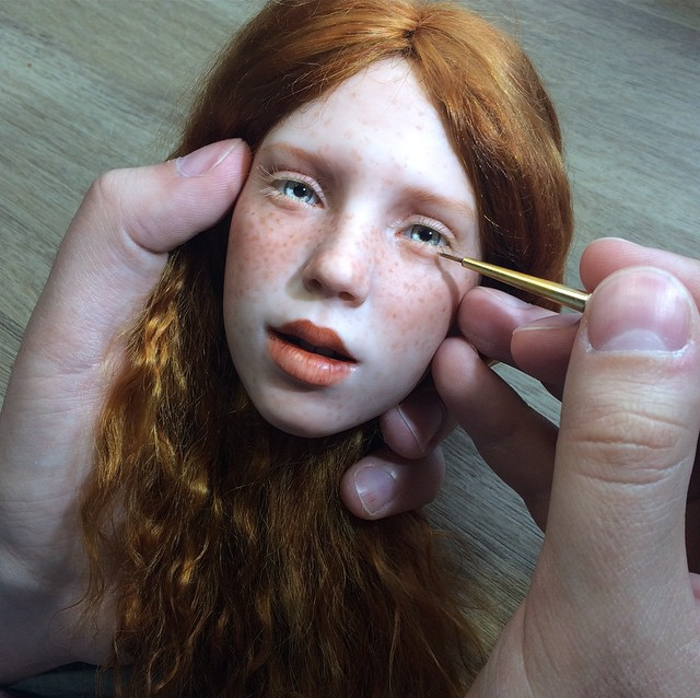 Michael Zajkov – Art dolls