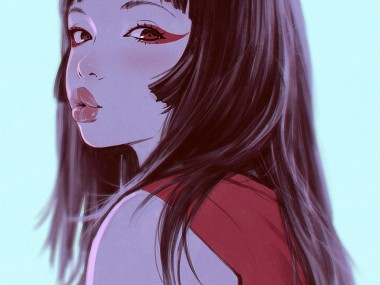 Ilya Kuvshinov – digital illustration – illustrator