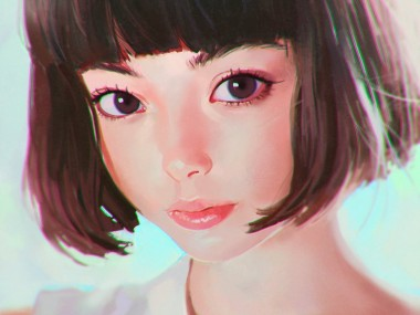 Ilya Kuvshinov – digital illustrations